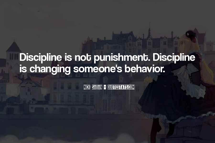 Quotes About Changing Behavior #1847375