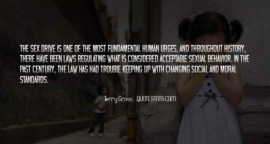Quotes About Changing Behavior #1861175