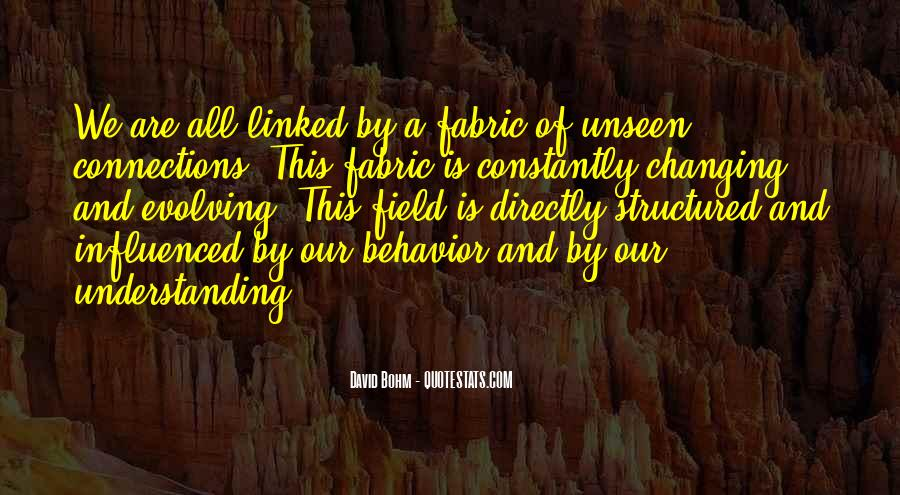 Quotes About Changing Behavior #71804