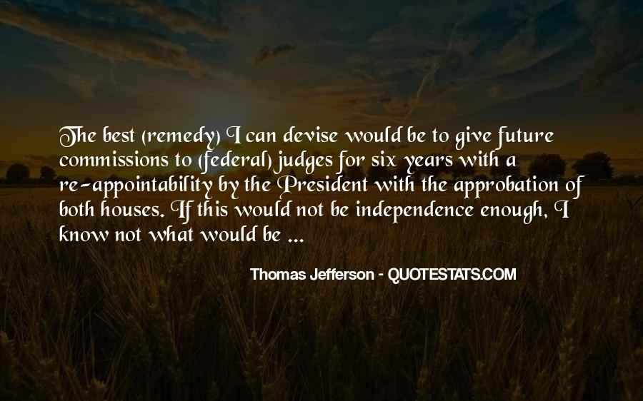 Quotes About Giving To The Future #1104683