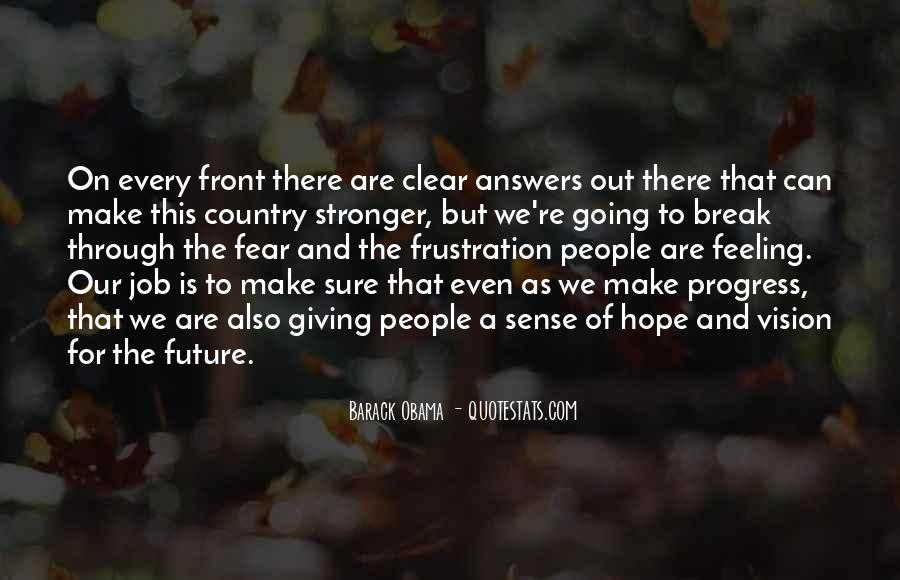 Quotes About Giving To The Future #149177