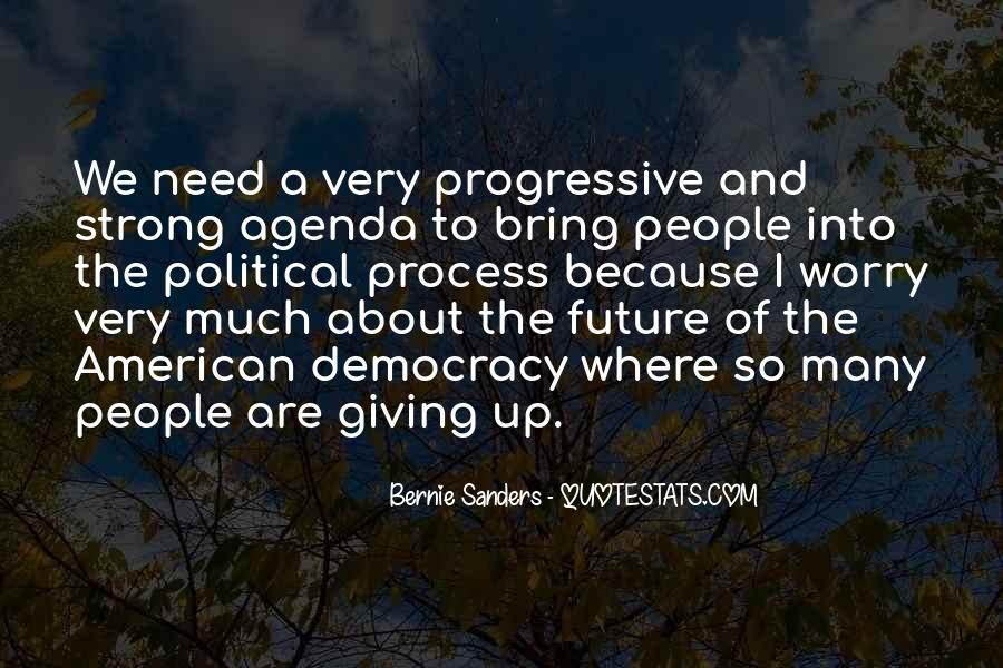 Quotes About Giving To The Future #1552505