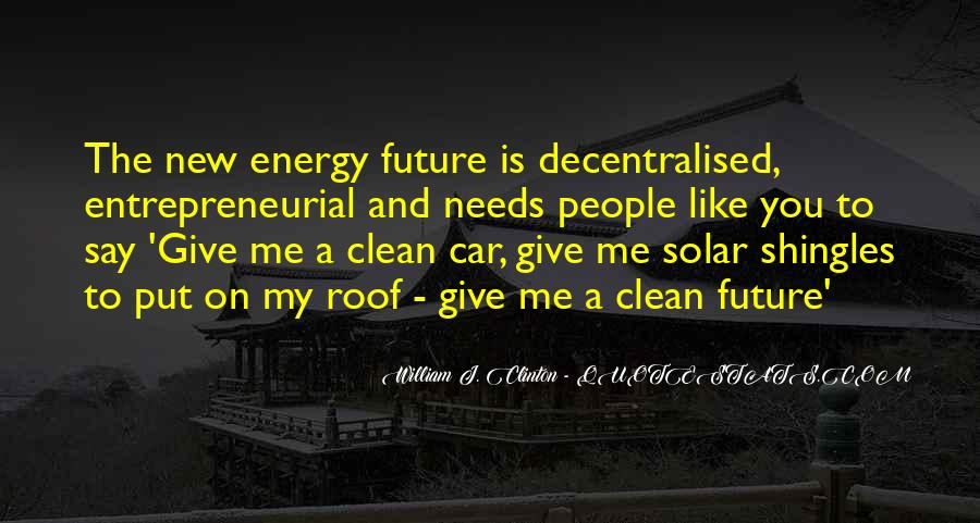 Quotes About Giving To The Future #1567356