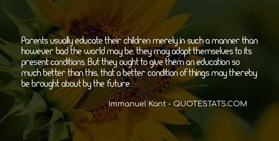 Quotes About Giving To The Future #1666769