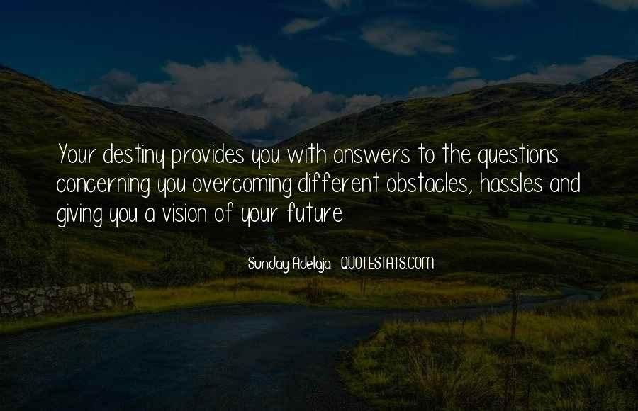 Quotes About Giving To The Future #242839
