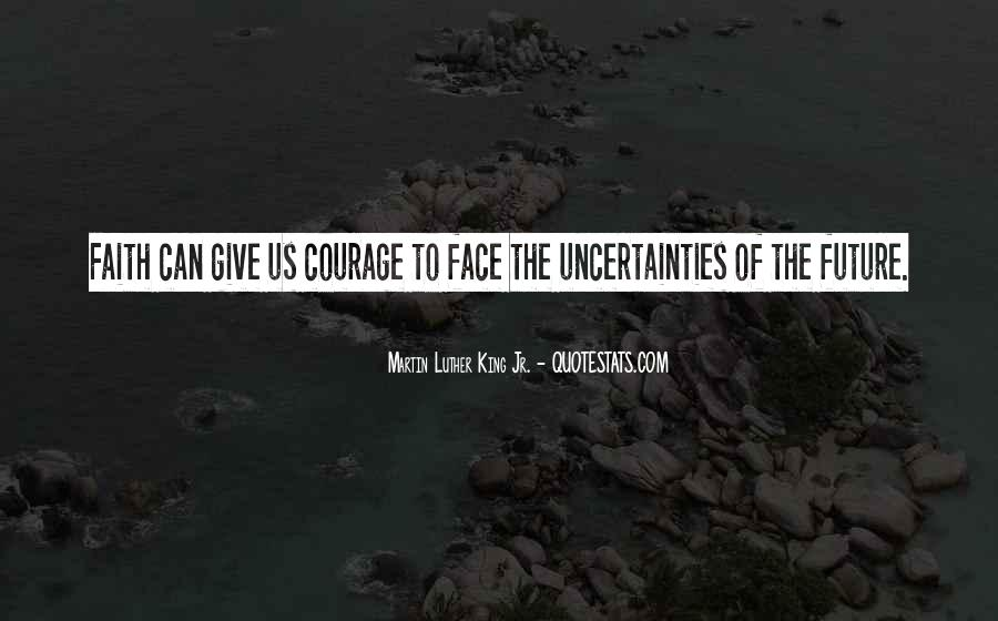 Quotes About Giving To The Future #362123