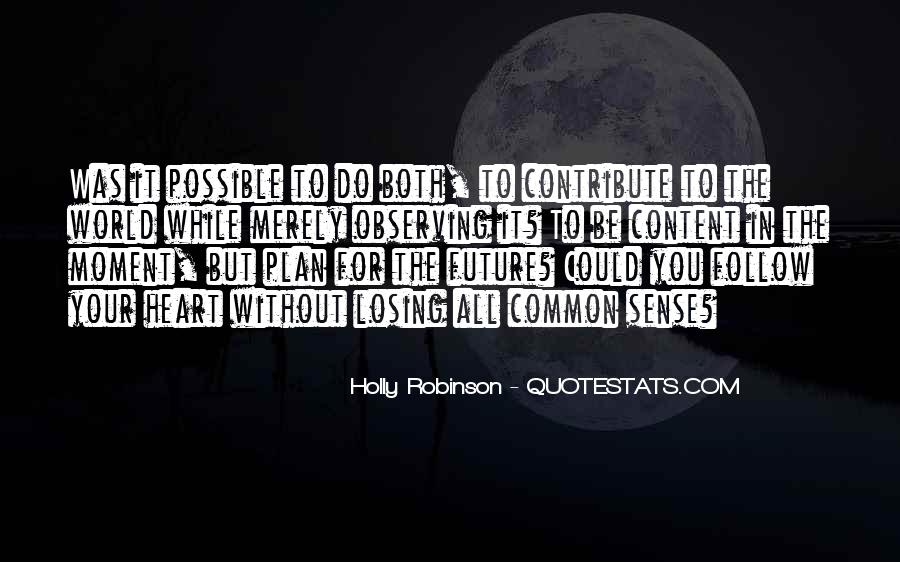 Quotes About Giving To The Future #433021