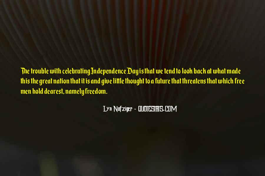 Quotes About Giving To The Future #625556