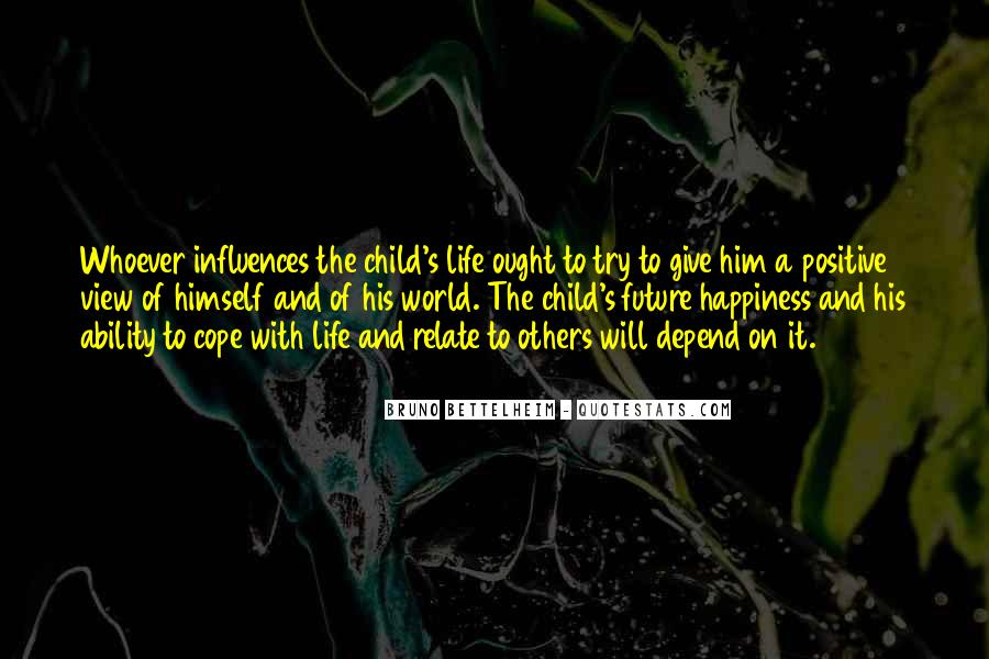 Quotes About Giving To The Future #72900