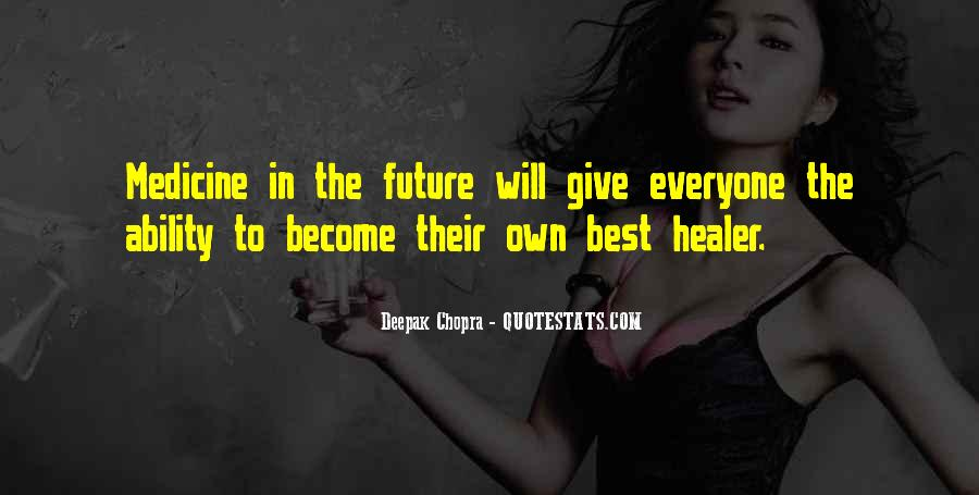 Quotes About Giving To The Future #992272