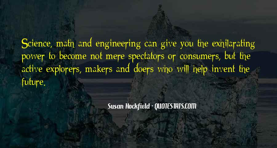 Quotes About Giving To The Future #994292