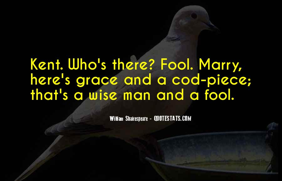 Quotes About The Fool In King Lear #364523