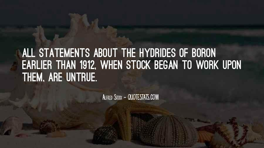 Quotes About Boron #1149638