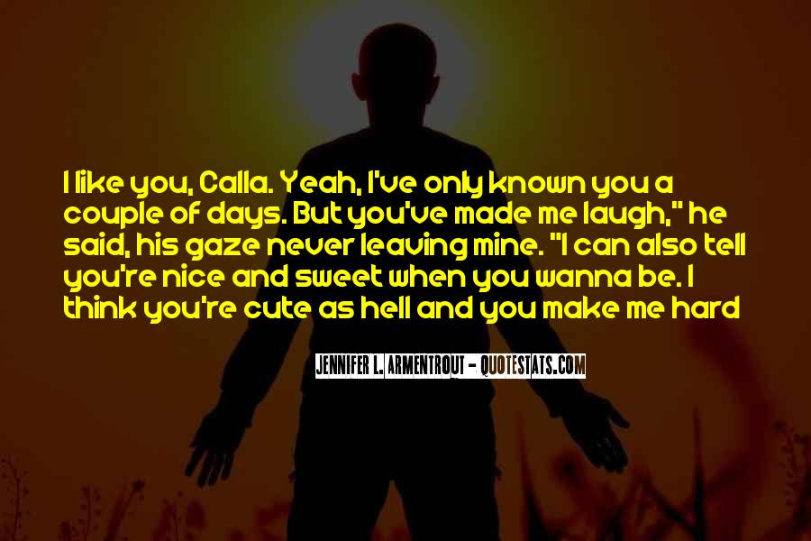 Quotes About I Love You But I Can't Tell You #492660