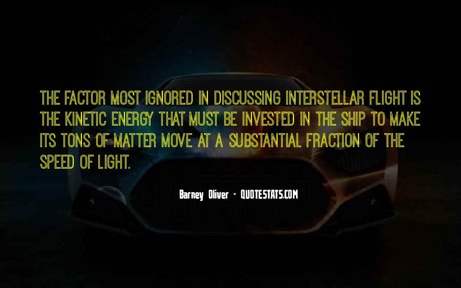 Quotes About Interstellar #887998