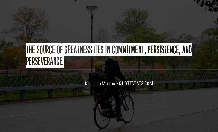 Quotes About Perseverance In Love #1507321