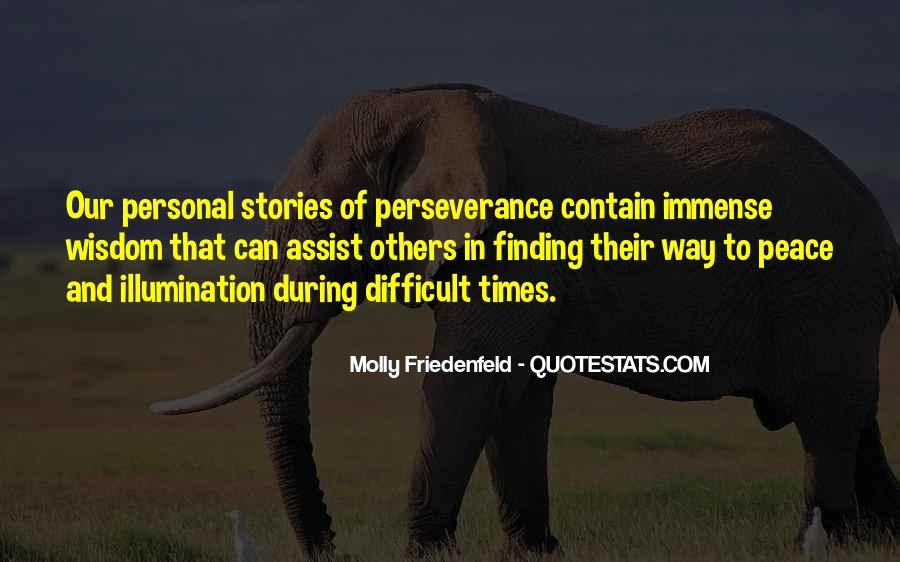 Quotes About Perseverance In Love #1830078