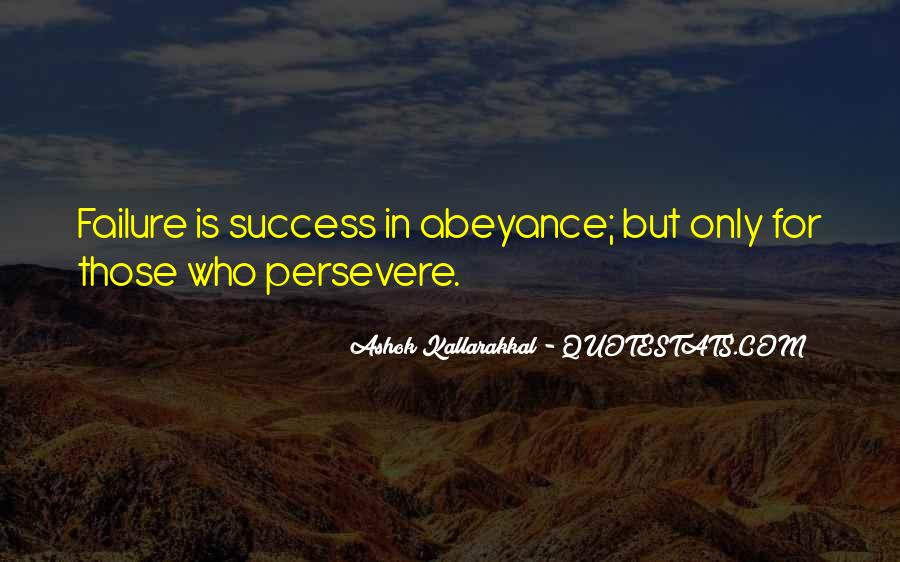 Quotes About Perseverance In Love #334824