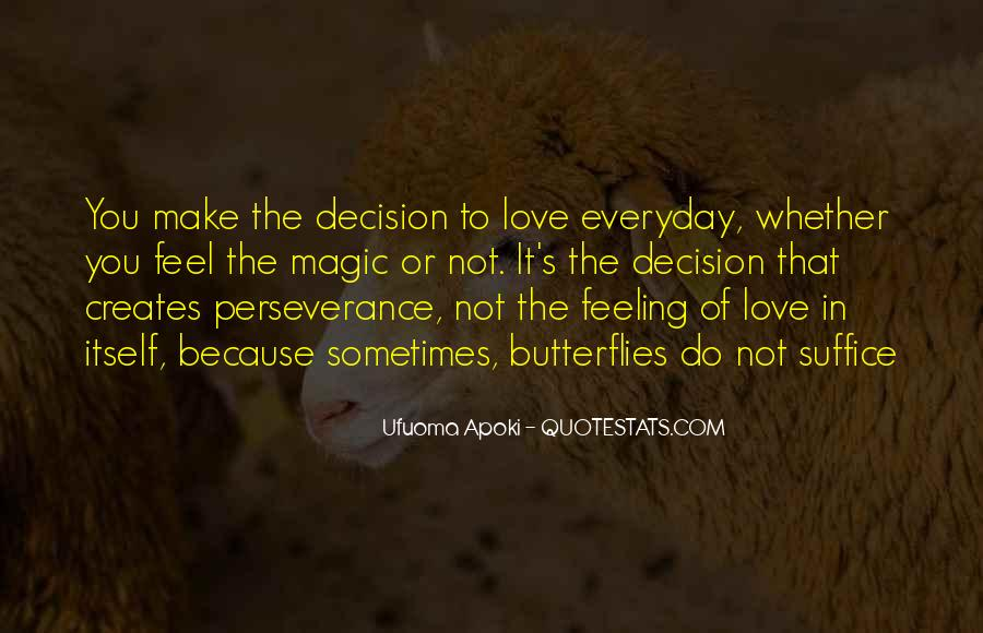 Quotes About Perseverance In Love #363386