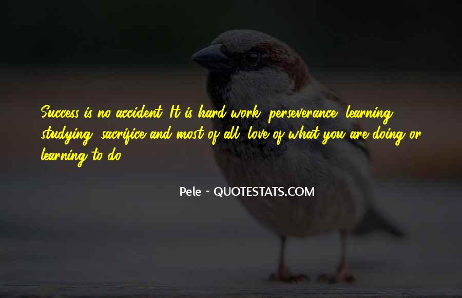 Quotes About Perseverance In Love #836704