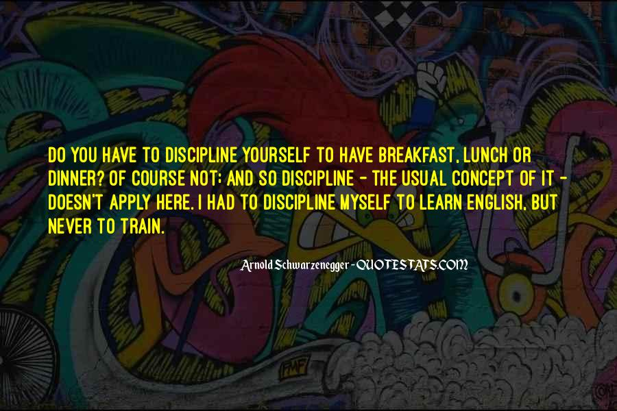 Quotes About Breakfast Lunch And Dinner #1245223