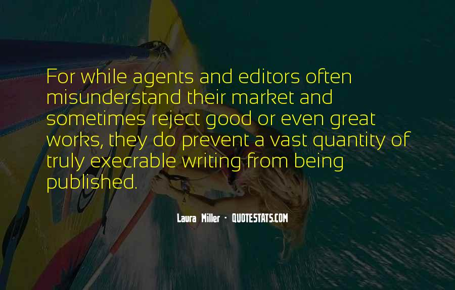 Quotes About Being Published #1226948