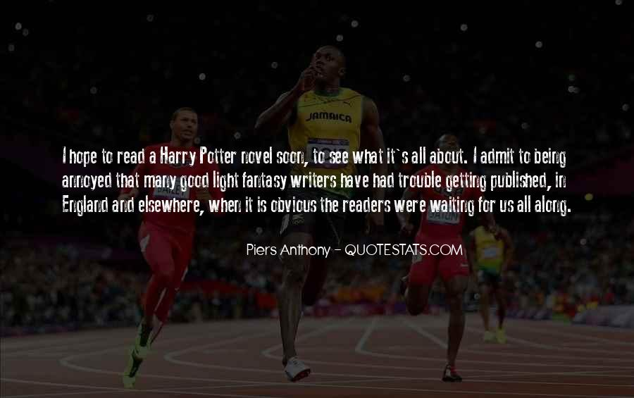 Quotes About Being Published #1392259