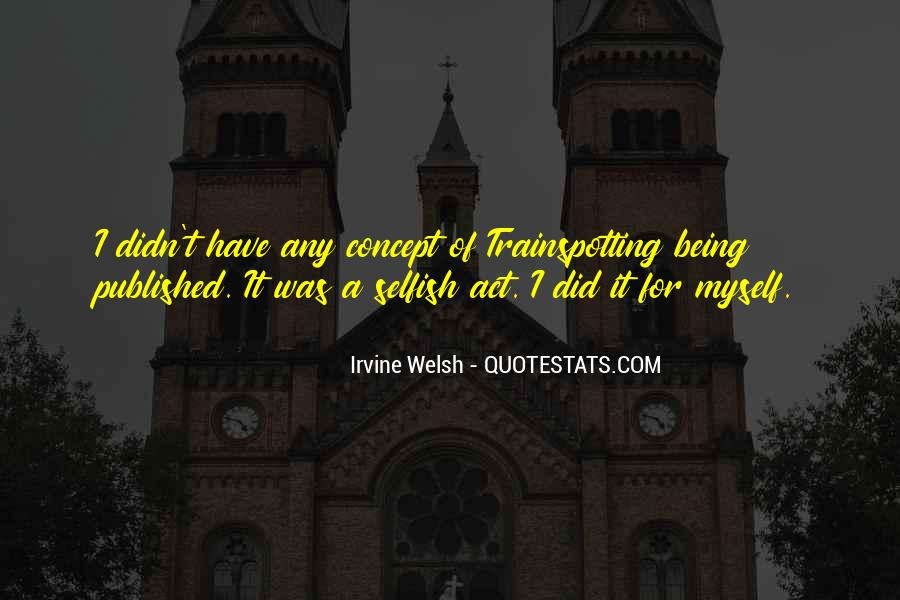 Quotes About Being Published #1456228