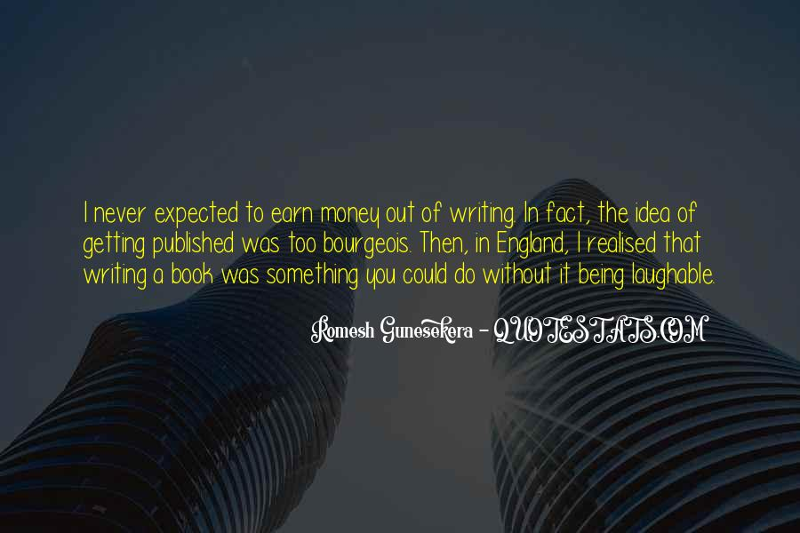 Quotes About Being Published #1711730