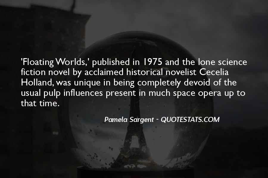 Quotes About Being Published #392063