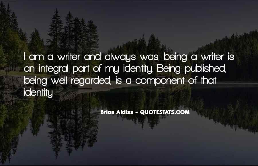 Quotes About Being Published #404645