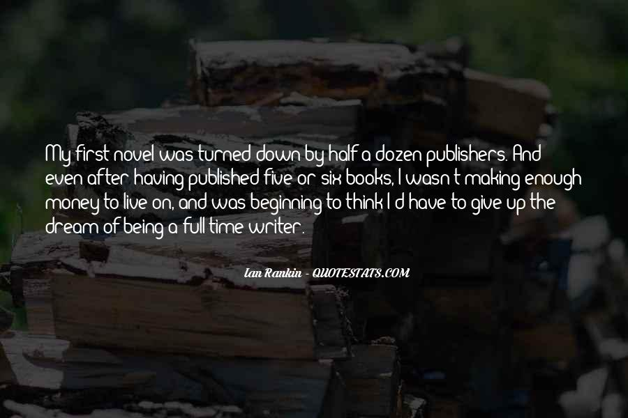 Quotes About Being Published #508137
