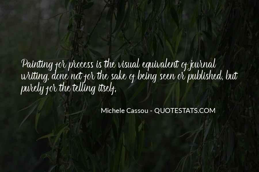 Quotes About Being Published #918173