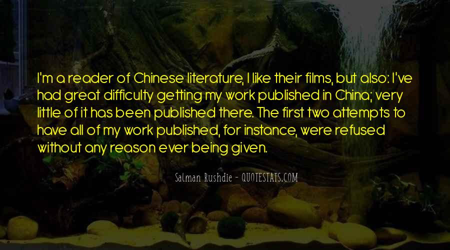 Quotes About Being Published #979492