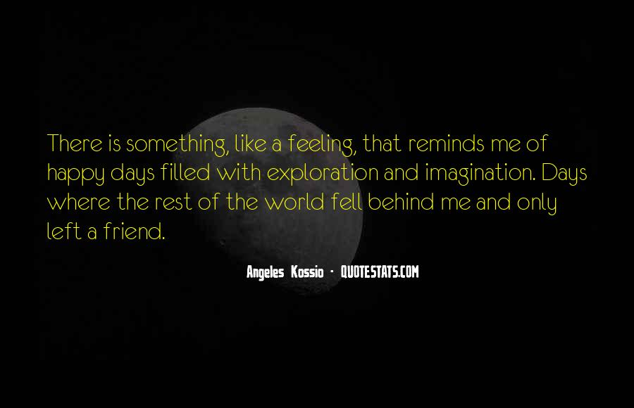 Quotes About A Ex Friend #4329