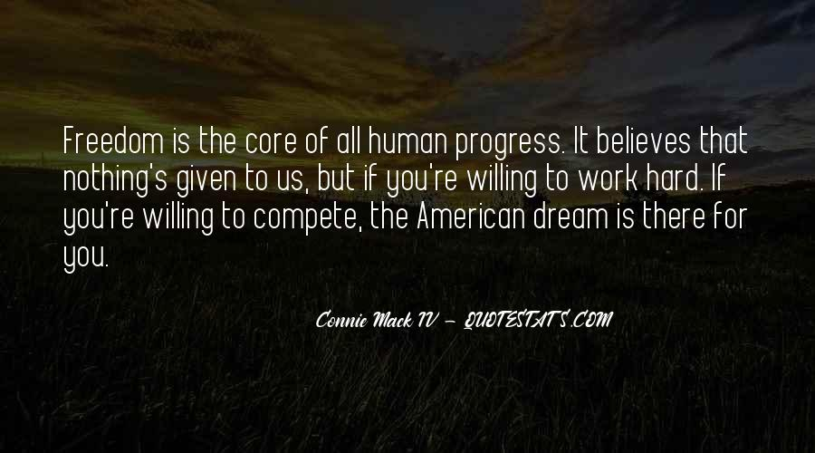 Quotes About Progress And Hard Work #605426