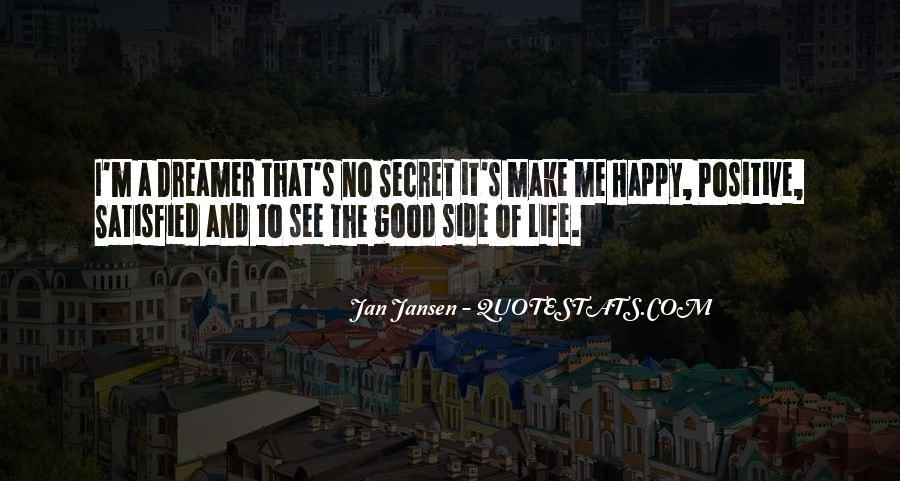 Quotes About Having A Secret Life #1011