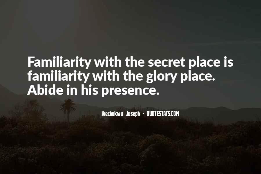 Quotes About Having A Secret Life #38727