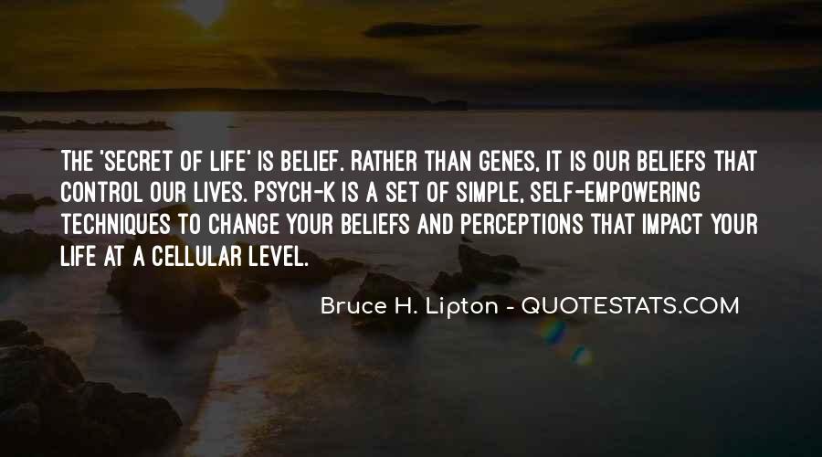 Quotes About Having A Secret Life #38943