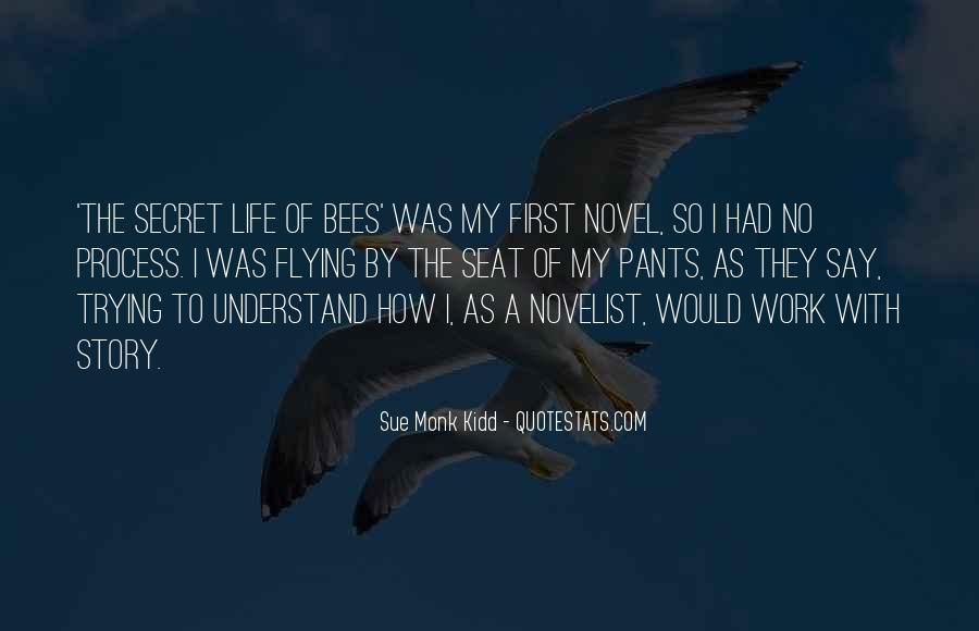 Quotes About Having A Secret Life #43883