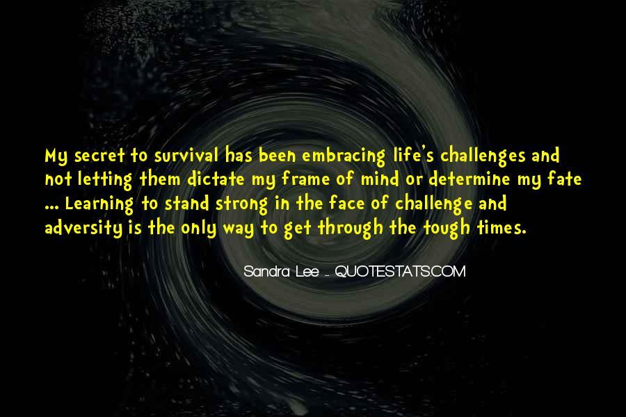 Quotes About Having A Secret Life #72506