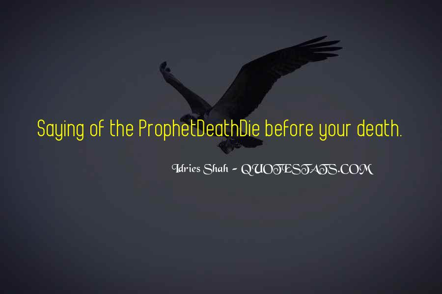 Quotes About Hadith #1033442