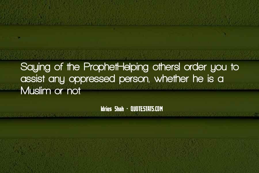 Quotes About Hadith #1552083
