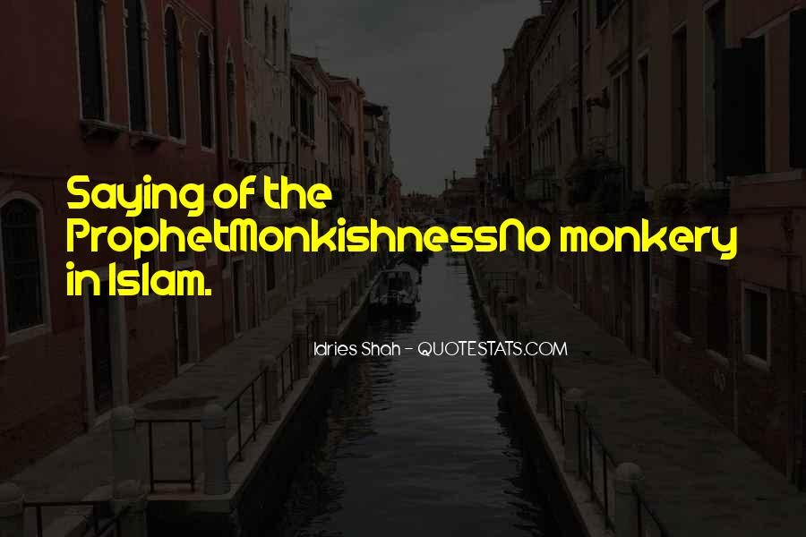 Quotes About Hadith #1604184