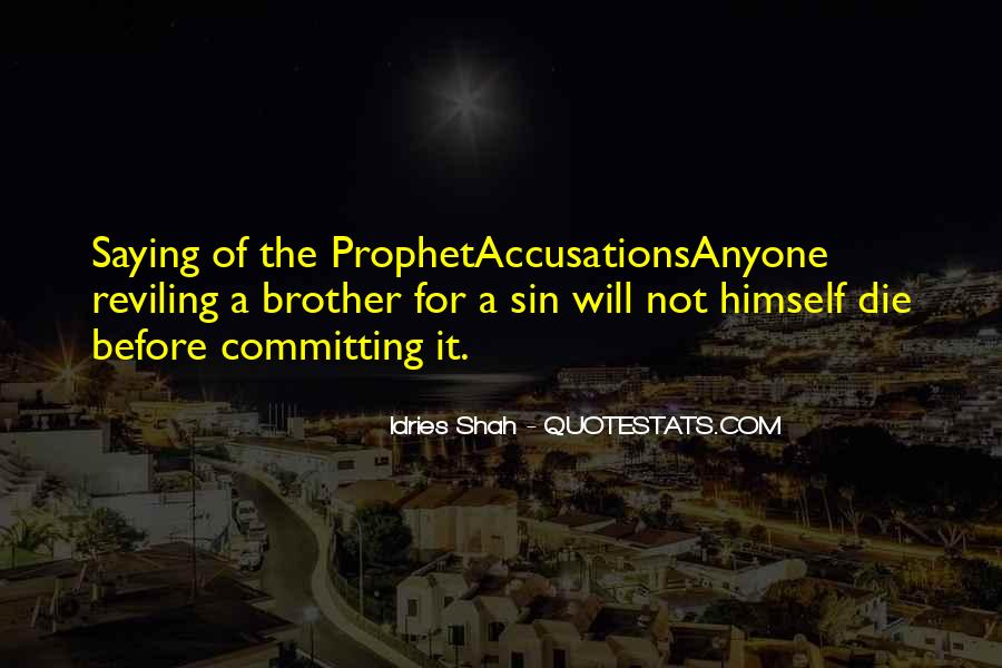 Quotes About Hadith #304430