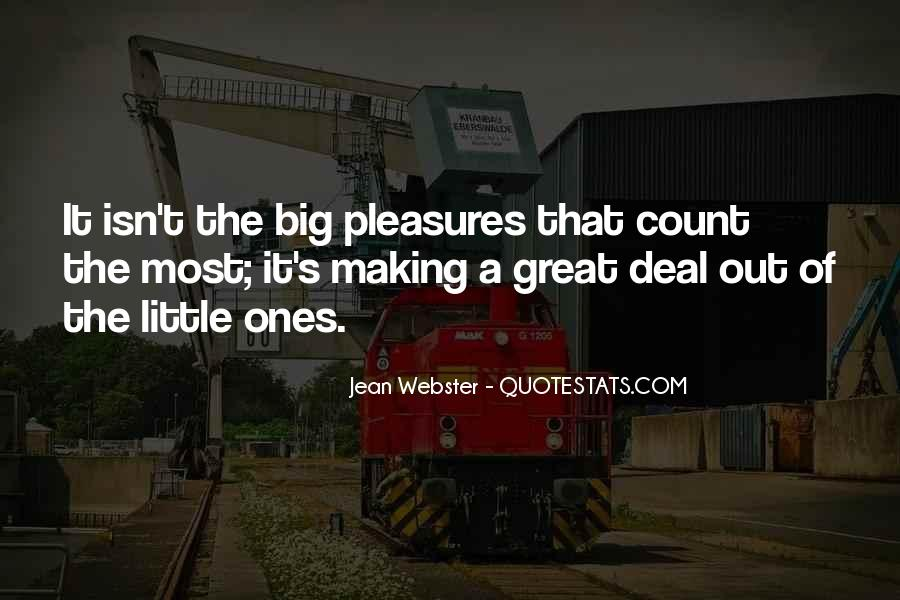 Quotes About Making A Big Deal Out Of Nothing #1494933