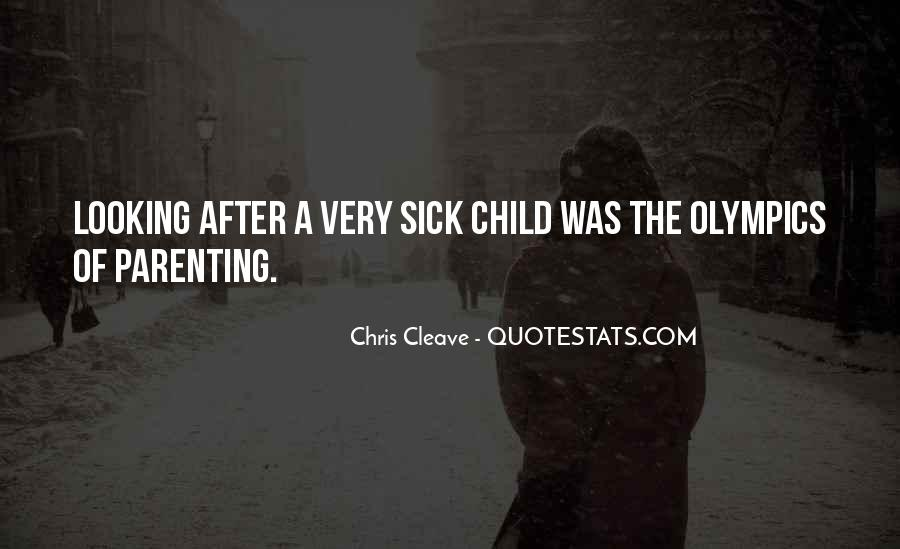 Quotes About Sick Loved Ones #206076