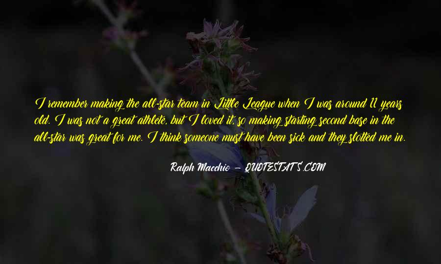 Quotes About Sick Loved Ones #392329