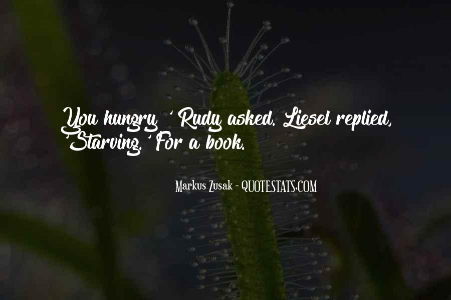 Quotes About Rudy And Liesel #1134475