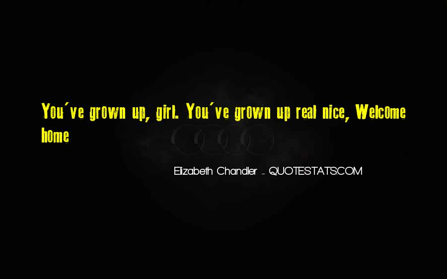 Quotes About Grown #61492